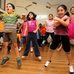 DanceVersity Kids Hip-Hop class